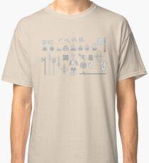 Brick Knight Classic T-Shirt