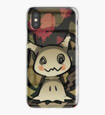Sinister Disguise - Mimikyu iPhone Case/Skin