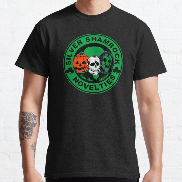 Silver shamrock Classic T-Shirt