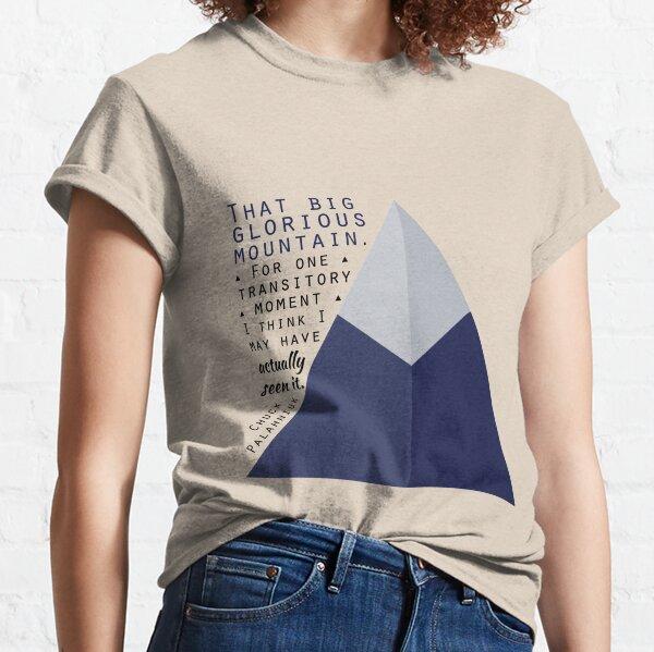 Berg - Palahniuk Zitat Classic T-Shirt