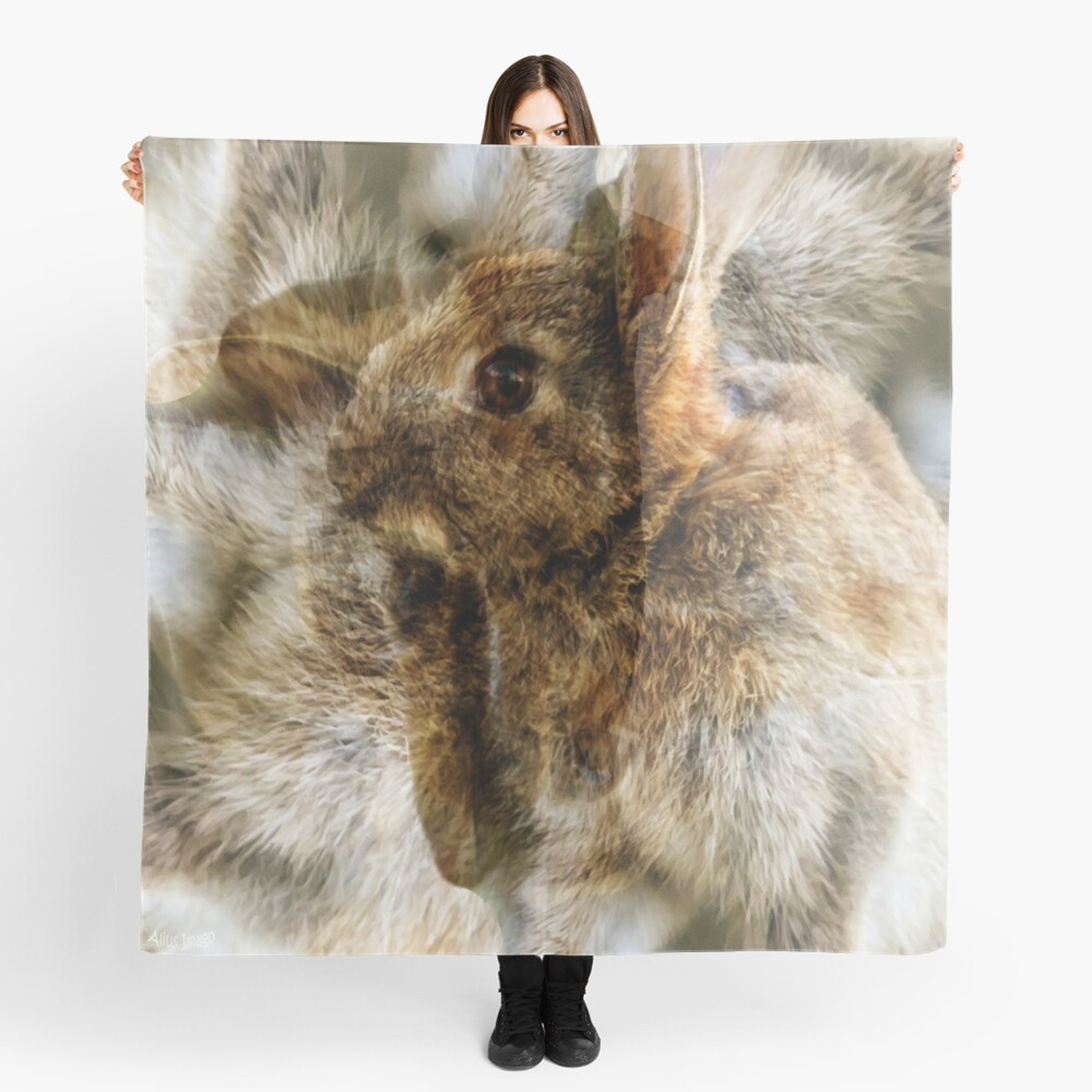 Designs Inspired By Nature: Wild Baby Rabbit Scarf