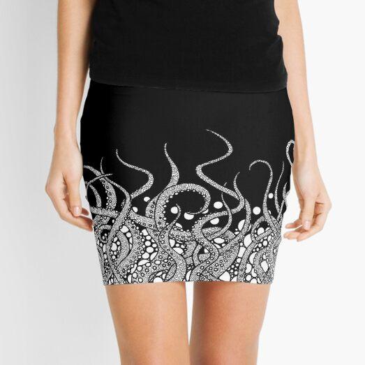 Tentacles Mini Skirt