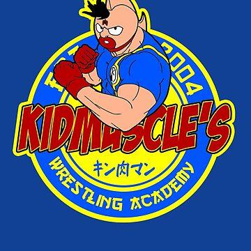 Wrestling academy by edcarj82
