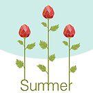 Summer flowers by yatskhey