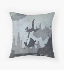 Bioshock Infinite Game Poster Throw Pillow