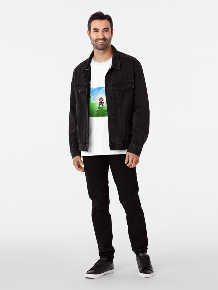 Alternative Ansicht von Mario Premium T-Shirt