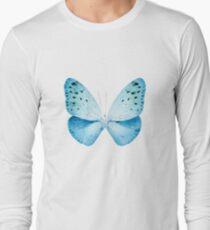 MISS BUTTERFLY EUPLOEA X-RAY White Edition Long Sleeve T-Shirt