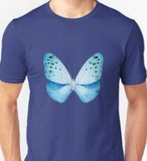 MISS BUTTERFLY EUPLOEA X-RAY White Edition Unisex T-Shirt