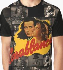 Casablanca  Graphic T-Shirt