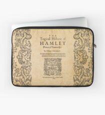 Shakespeare, Hamlet 1603 Laptoptasche