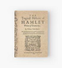 Shakespeare, Hamlet 1603 Hardcover Journal