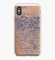 Annapurna Trek iPhone Case