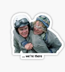 Dumb And Dumber Stickers Redbubble