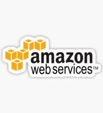 Amazon Web Services - AWS Sticker