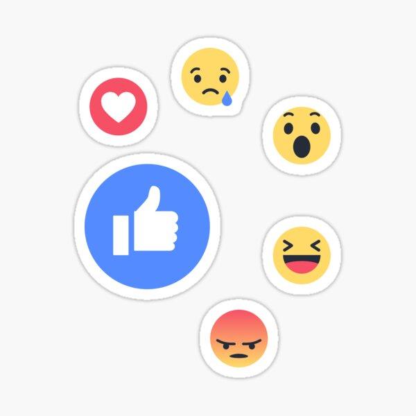 Like Facebook Sticker