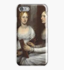 John Trumbull - The Misses Mary And Hannah Murray iPhone Case/Skin