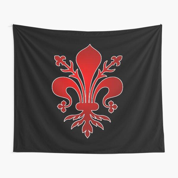 Florence, Medici family symbol logo Tapestry