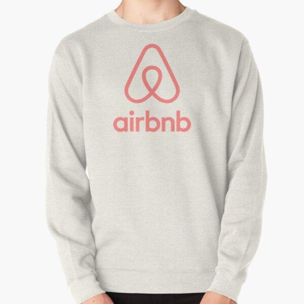 Airbnb logo 1 Pullover Sweatshirt