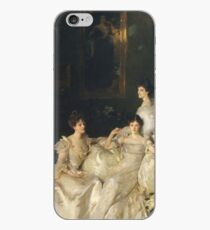 John Singer Sargent - The Wyndham Sisters iPhone Case