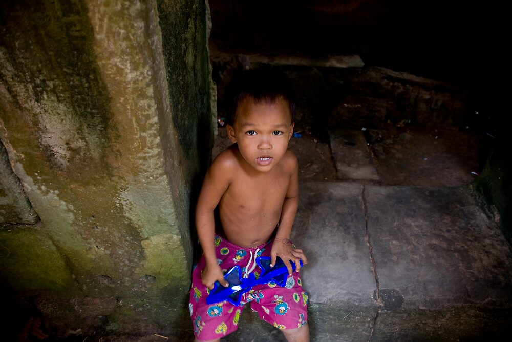 Cambodia by Carly Michael