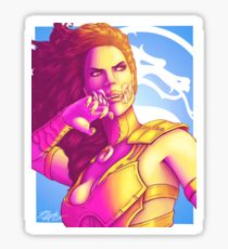 Mileena - Empress of Outworld Sticker