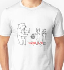 bears picnic T-Shirt