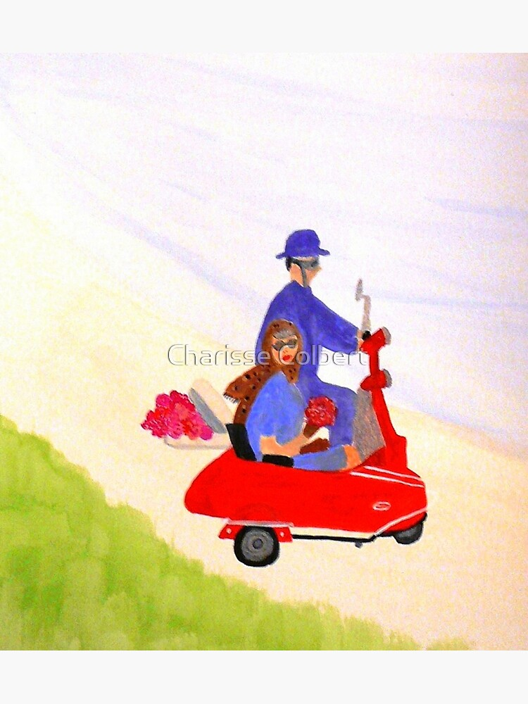 Joy Ride by charissecolbert