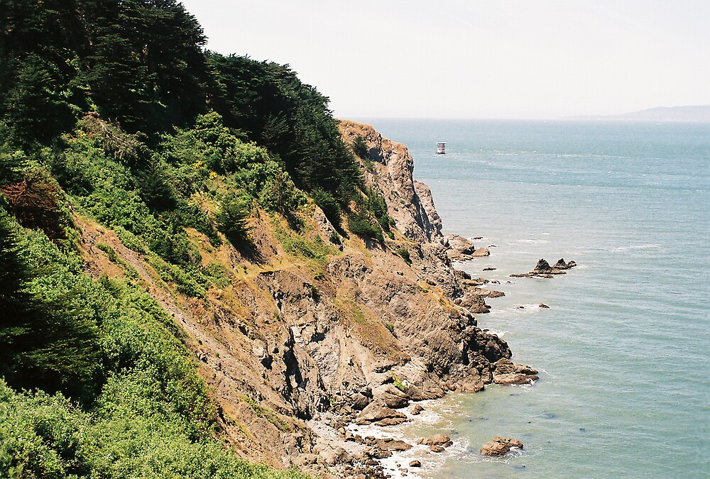 Lands End Trail, SF, CA by stephen hewitt