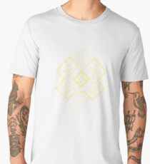 Swastika. Solar signs. Ancient ornament. Sacred geometry Men's Premium T-Shirt