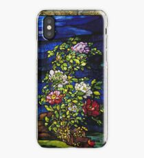 John La Farge - Window Peonies In The Wind iPhone Case/Skin