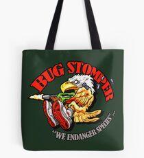 USCM BUG STOMPER! Tote Bag