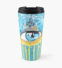 Cinderella Splash Eye Travel Mug