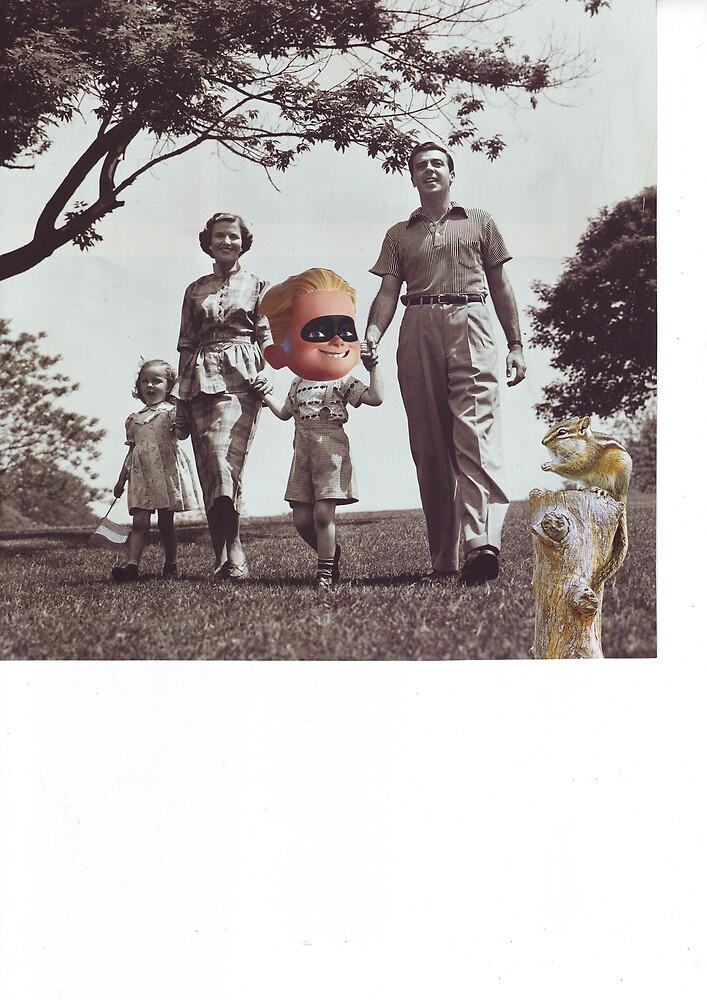 Genetic Malfunction by atomikboy