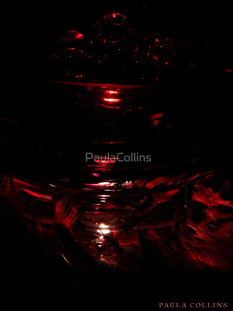 Red Touch  by PaulaCollins