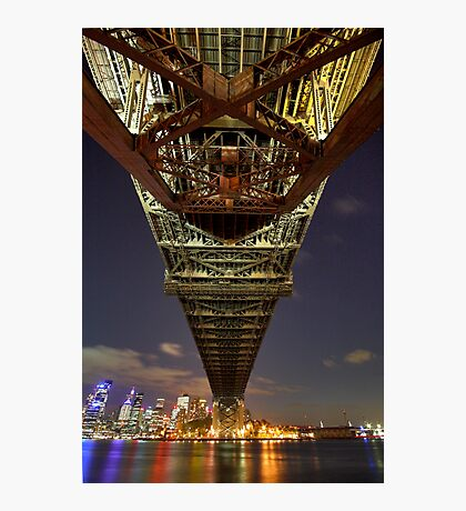 Sydney Underbridge  Photographic Print