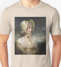 John Hoppner - The Hon. Lucy Byng Unisex T-Shirt