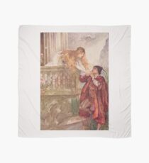 John H. F. Bacon - Romeo And Juliet From Children S Stories From Shakespeare By Edith Nesbit (1858 - 1924) Pub. By Raphael Tuck & Sons Ltd., London Scarf