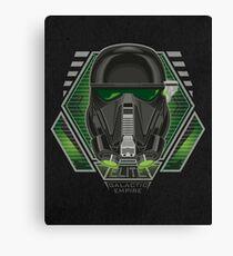 The Galactic Elite Canvas Print