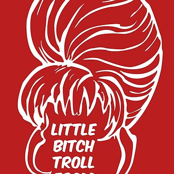 Little Bitch Troll From Hell 2 by kridel