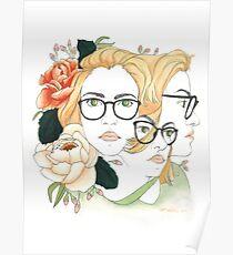 Chloe x3 Poster