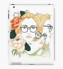 Chloe x3 iPad Case/Skin
