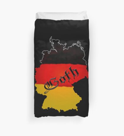 Germany Duvet Cover