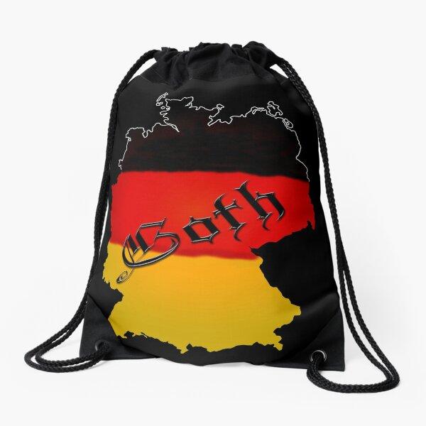 Germany Drawstring Bag