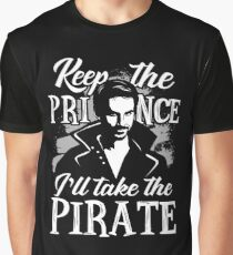A Pirate For Me! Graphic T-Shirt