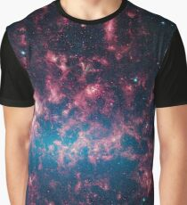 Galaxy abstract Graphic T-Shirt