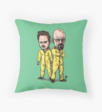 Boiler Suits Throw Pillow