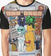 MAX DUST .012 (Retconned) Graphic T-Shirt