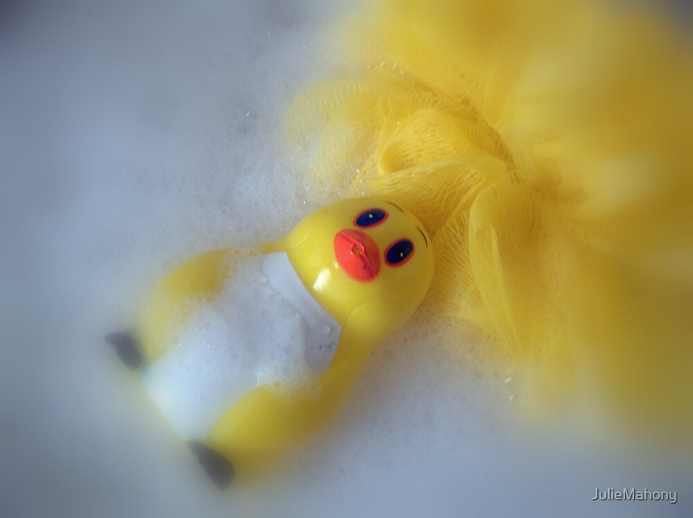 Bath Time by JulieMahony