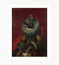 Queen Macy of York Art Print