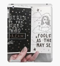 Foolish iPad Case/Skin
